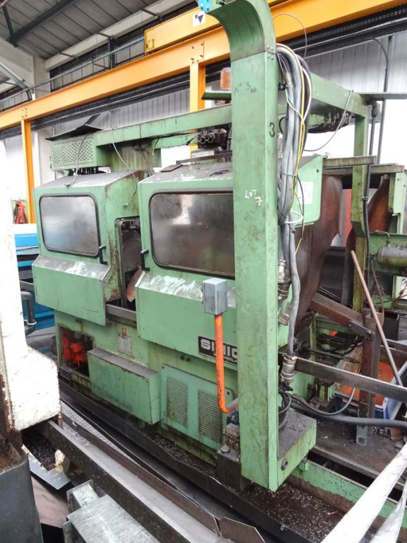 Sinco TR 60-2-350cutting / facing & centring machi...
