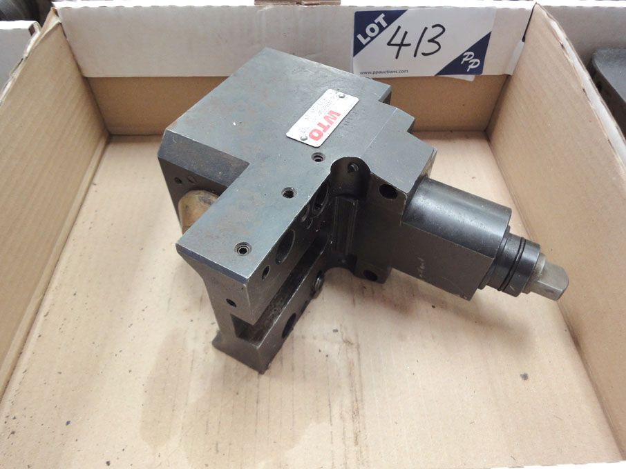 WTO 410520000.00.1.1 live tool right angle collet...