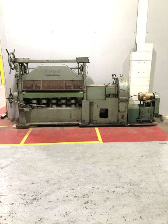 Richtmaschine ungerer, 1520mm bale length, 3mm mat...